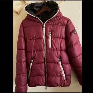 Guess by Marciano Men's Puffy Jacket Size M